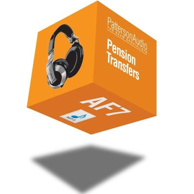 AF7 - Pension Transfers - Audio MP3 Download