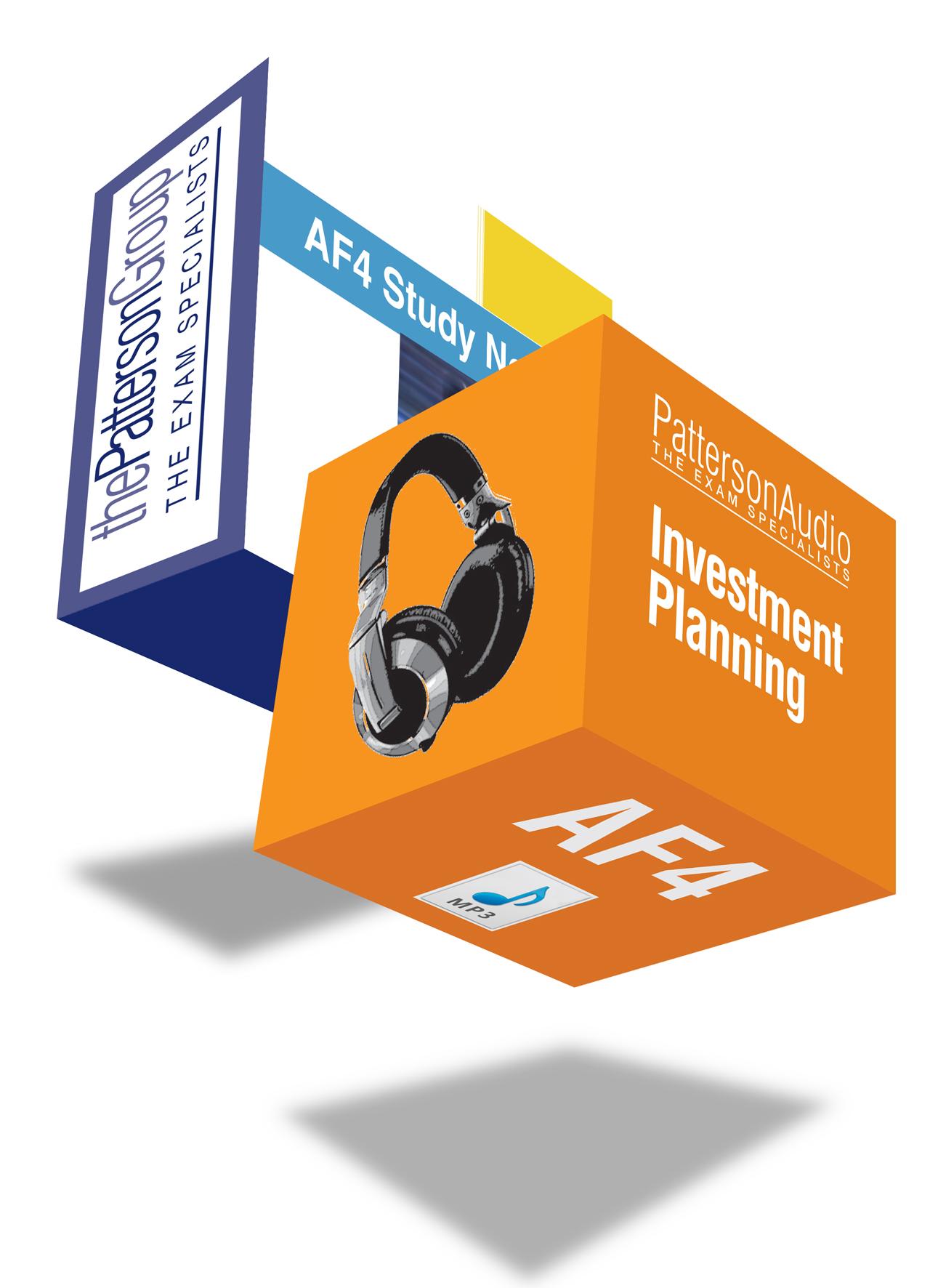 AF4 Bundle - Study Notes and Audio MP3 Download